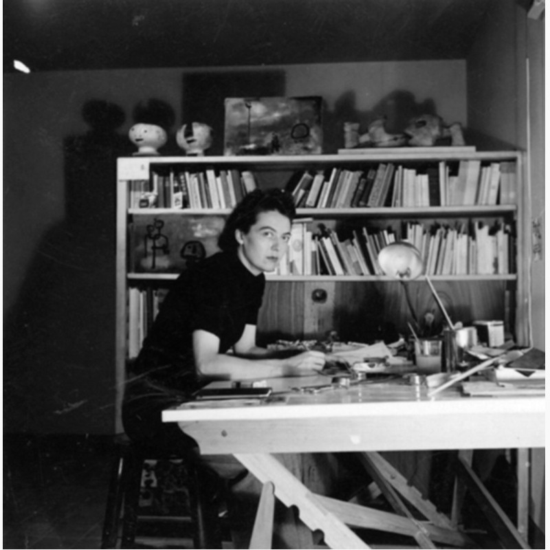 Marianne Gast (1910–1958) in the Lafuente Archive